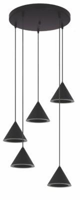 Luminaire suspendu moderne MURAVERA Belini B323-H5