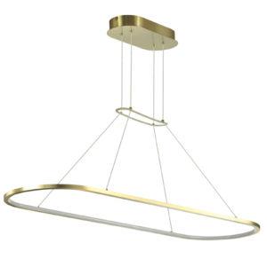 Luminaire suspendu moderne DAYTONA Dainolite DTA-4046LEDHP-AGB