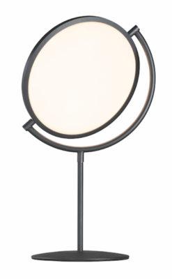 Lampe de table moderne PADDLE maxim ET2 E23298-BK