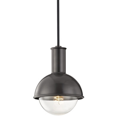 Luminaire suspendu moderne RILEY Hudson Valley H111701-OB