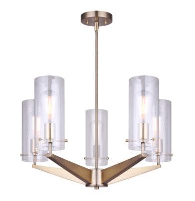 Luminaire suspendu moderne JONI Canarm ICH759A05GD