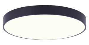 Luminaire plafonnier moderne Canarm LED-CP9D10-BK