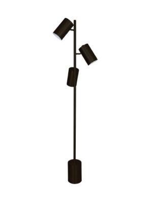 Floor lamp Transitional STUDIO Luce Lumen LL1521BK