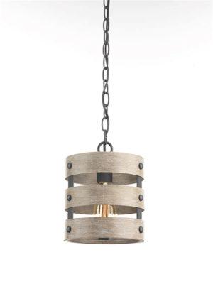 Luminaire suspendu rustique  GULLIVER Progress p500022-143