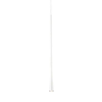 Luminaire suspendu moderne TAPER Kuzco PD15824-WH