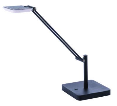 Luminaire de table moderne Kendal PTL5021-BLK