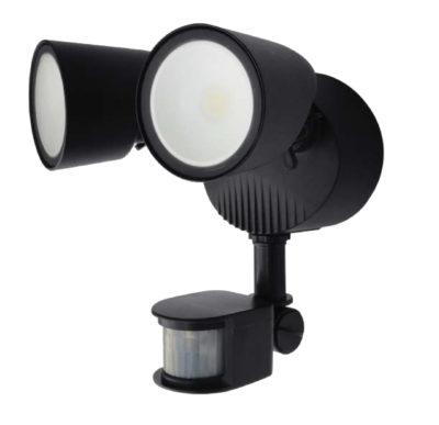 Éclairage de sécurité DEL avec détecteur de mouvement moderne Stanpro 68005