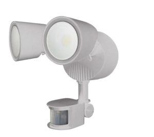 Éclairage de sécurité DEL avec détecteur de mouvement moderne Stanpro 68007