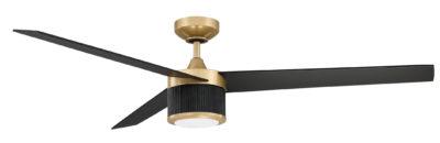 Ventilateur de plafond moderne Kendal AC22656-OC/BLK