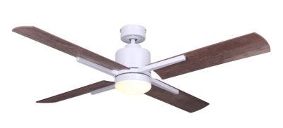 Ventilateur de plafond moderne LOXLEY Canarm CF52LOX4WH