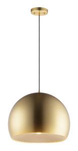 Luminaire suspendu moderne WESLEY Maxim/ET2 E24924-SBRCOF