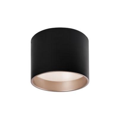 Luminaire encastré moderne MOUSINNI Kuzco fm11410-bk
