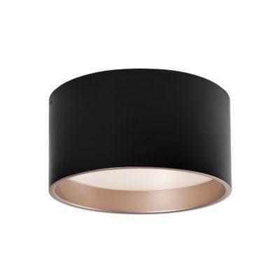 Luminaire encastré moderne MOUSINNI Kuzco fm11414-bk