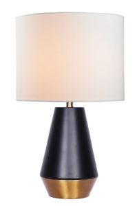 Lampe de table transitionnel SIMONE Luce Lumen LL1804