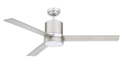 Modern ceiling fan ALLURE Kendal AC30052-SN-SN