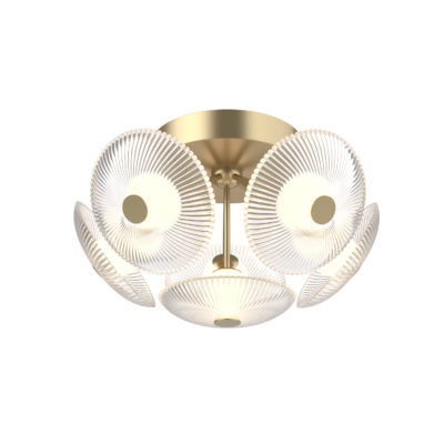 Luminaire plafonnier moderne HERA Alora FM317606VBCR