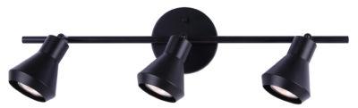 Modern track light BYCK Canarm IT1020A03BK10