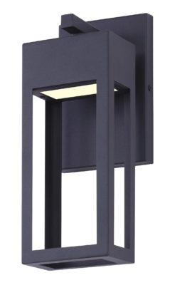 Luminaire extérieur moderne FAE Canarm LOL534BK
