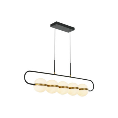 Luminaire suspendu moderne TAGLIATO Alora LP302005MBSG