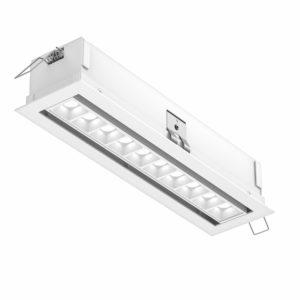 Luminaire encastré  moderne Dals MSL10G-3K-AWH