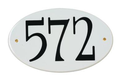 Address plate Snoc 1726-03